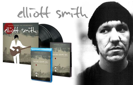 Travel coast to coast with Elliott Smith with this 'Heaven Adores You' Soundtrack and Documentary bundle.