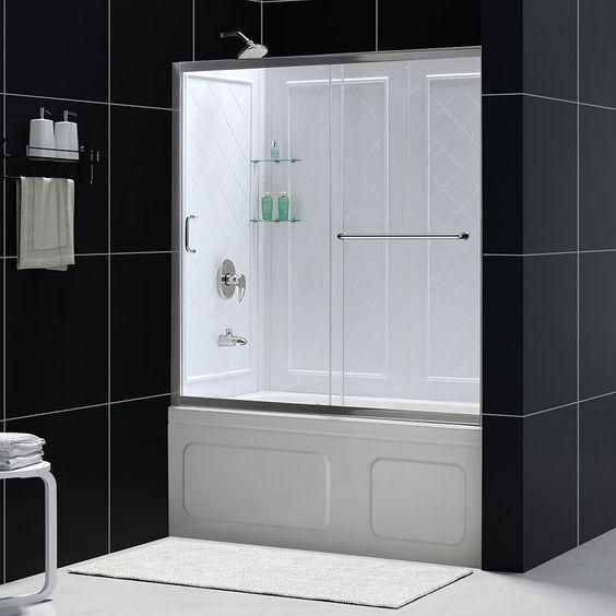 DreamLine DL699201CL InfinityZ 56 to 60 Shower