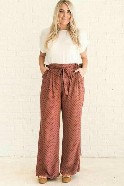 Pantalones Ropa Elegante Para Gorditas Pantalones Para Gorditas Pantalones De Moda
