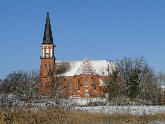 Dorfkirche Wustrow - Darss