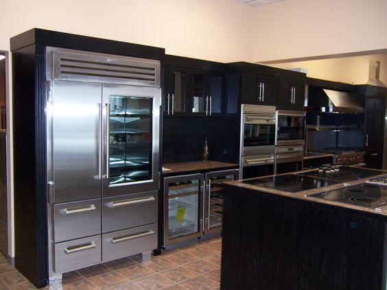 Sub Zero Wolf Appliances Metro Dc Area Showroom