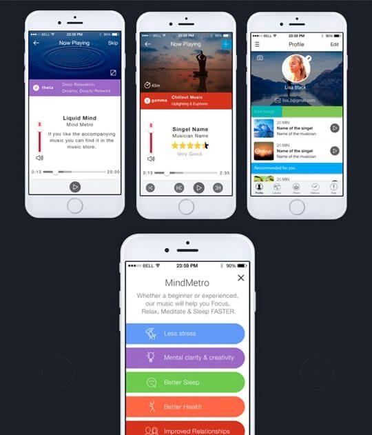 פיתוח אפליקציות איך תצרו את האפליקציה שלכם How To Sleep Faster Mindfulness Beginners