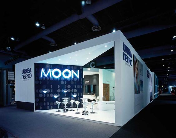 Expo Exhibition Stands Tall : Stand urrea diseno h g stands