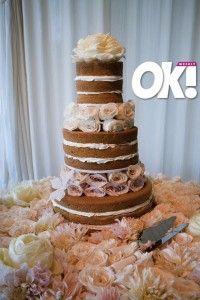 rustic cake: Hillary Duff, Celebrity Wedding, Hilary Duff, Beautiful Cake, Dream Wedding, Naked Cake, Wedding Cake
