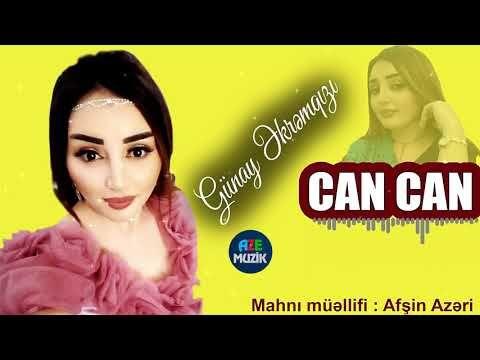 Gunay əkrəmqizi Can Can 2020 Irsn Mahnisi Live Music Music Movie Posters