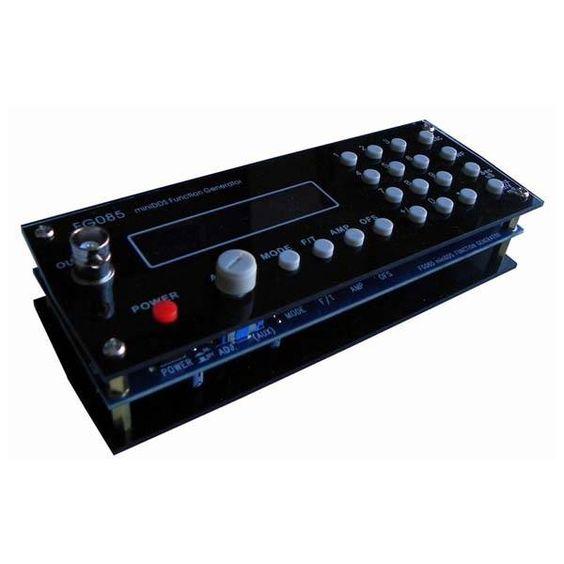 DIY FG085 DDS Digital Synthesis Function Generator Kit With Panel Sale-Banggood.com