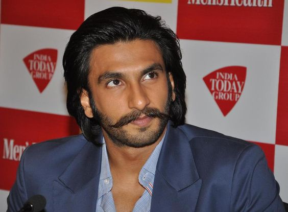 Girls like guys who have moustaches: Ranveer Singh