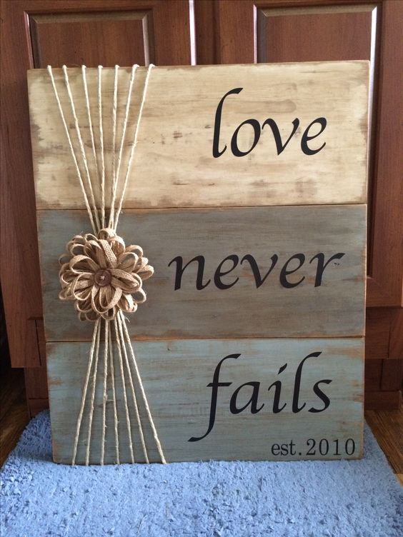 I took several different ideas and meshed them together into this. It was so much fun to make!  I used CeCe Caldwell paint, Annie Sloan wax, a lamp shade embellishment, rope, vinyl letters from my Cameo Silhouette and wood from our house.