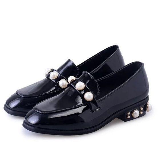 Loafers Shoes Shoesaddict Shoes Heels Customshoes Fashionweek Flats Shoepolish Casualoutfit Ins Vintage Shoes Vintage Shoes Women Women Oxford Shoes