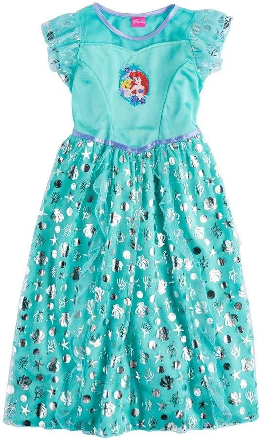 Ariel Is My BFF Girl/'s Dress  Disney Dress for Girls  Disney Shirt  Little Mermaid Disney PrincessDisney Gift Under 30 Mermaid  Ariel