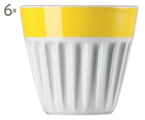 Porzellan-Espressobecher Cup Lino