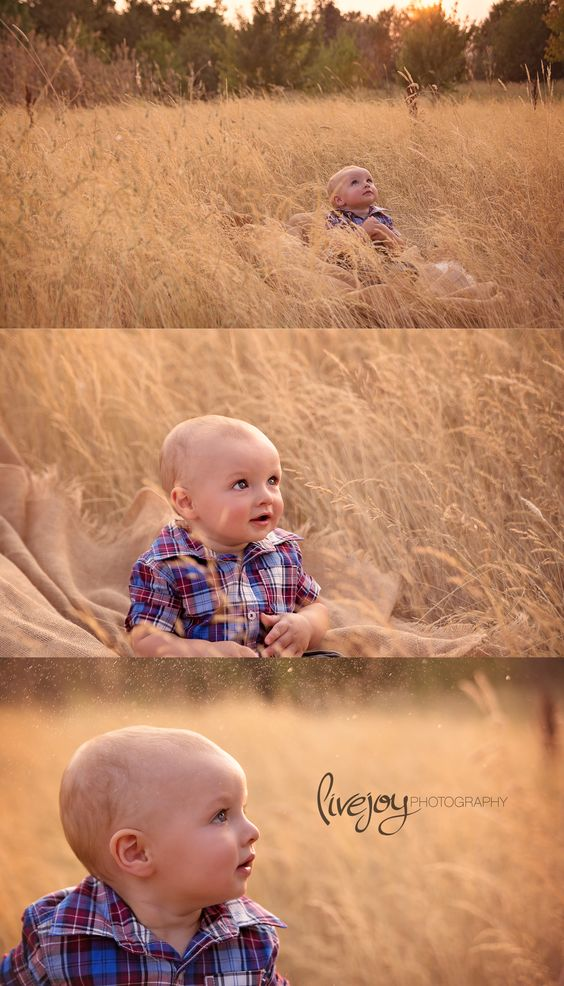 1 Year Baby Boy Milestone | LiveJoy Photography | Oregon