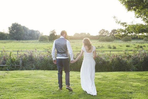 Alternative Documentary wedding photographer, Abbey Hall, Suffolk