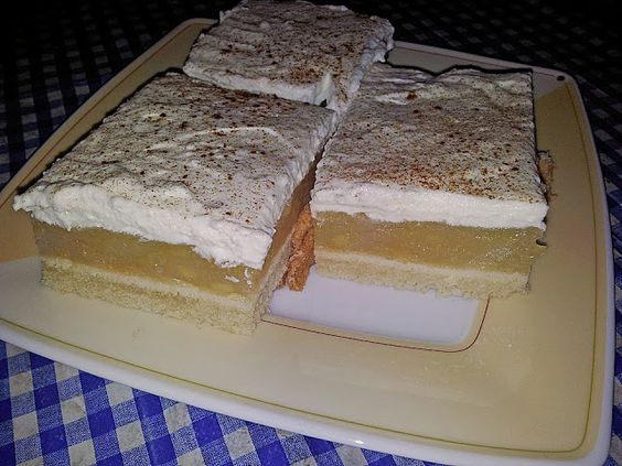 Leckere Rezepte: Jugoslawischer Apfelkuchen