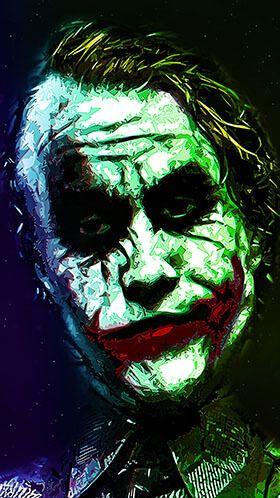 Joker Art Phone Wallpaper Joker Hd Wallpaper Joker Wallpapers Joker Iphone Wallpaper Cool joker cellphone wallpaper