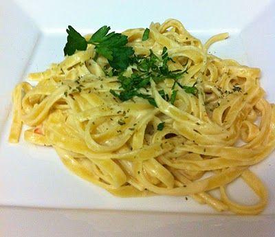 Eat Yourself Skinny!: Fettuccini Alfredo