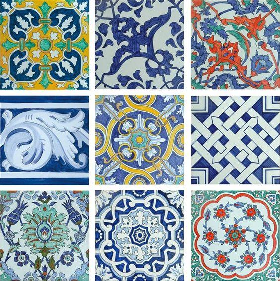 Coleção de azulejos Jorge Elias 1