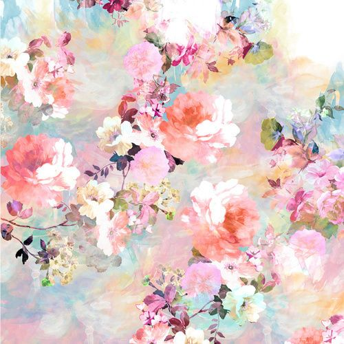 Imagem de flowers, wallpaper, and pink