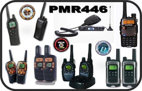 Equipos PMR446