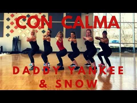 Con Calma Daddy Yankee And Snow Dance Zumba Choreography Youtube Daddy Yankee Zumba Dance Zumba