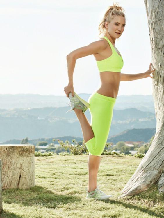 Are Leggings Pants? Kate Hudson Settles the Debate