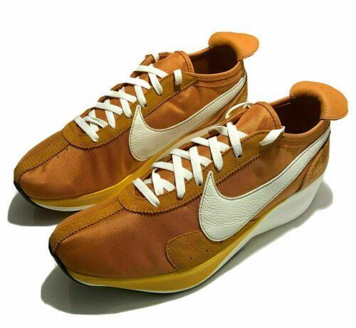 New Mens Nike Moon Racer Qs Bv7779 800 Running Shoes Monarch Sail Amarillo Sz 13 Running Shoes For Men Nike Men Athletic Men