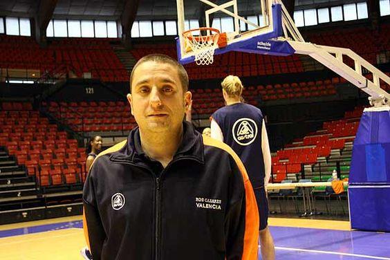 Manolo Real #RosCasares #LF #Entrenador