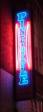 Pineapple Dance studios... Covent Garden... London