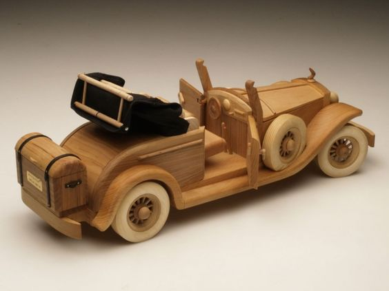 New Woodworking Hobbyist Carves Models Of Farm Machinery