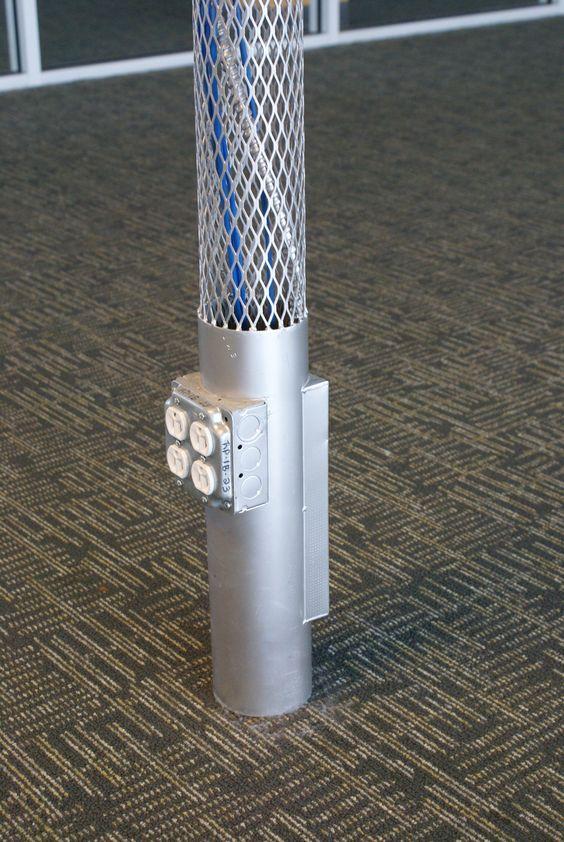 Pole Based Cubicles : Pinterest the world s catalog of ideas