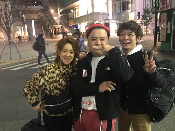 鰻さんと渚さんと久保田さん
