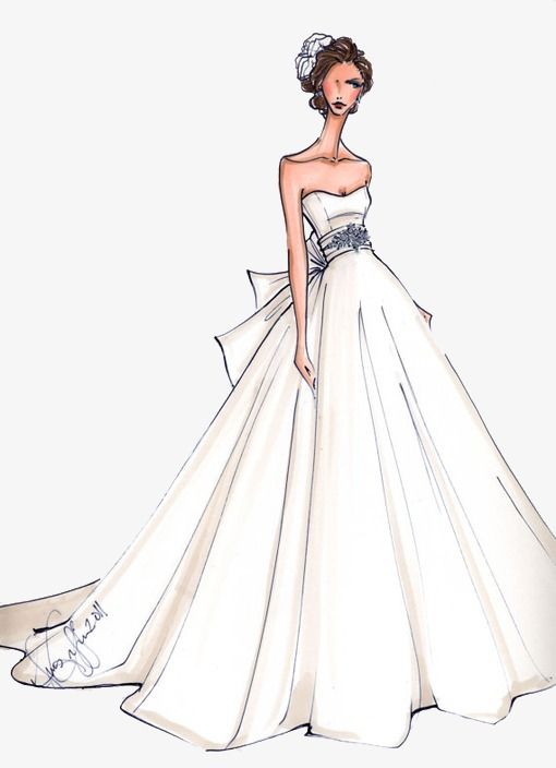 صورة ذات صلة Wedding Dress Sketches Fashion Design Sketches Fashion Sketches