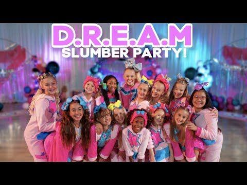 Jojo Siwa D R E A M The Slumber Party Official Music Video Youtube Jojo Siwa Songs Jojo Siwa Slumber Parties