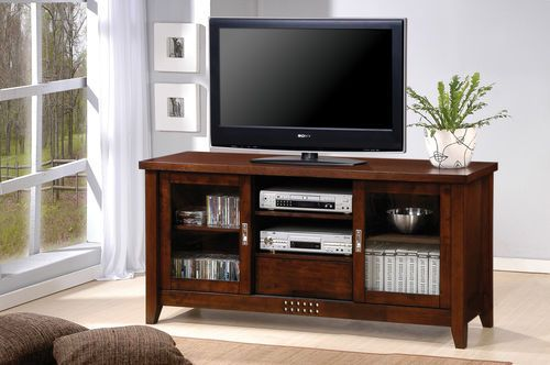 Coaster 700619 Transitional TV Console Walnut New | $569.00