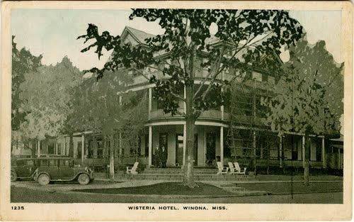 Mississippi Montgomery County Hotel The Old Wisteria Winona Ms Home Sweet Pinterest Hotels Nearby And United States