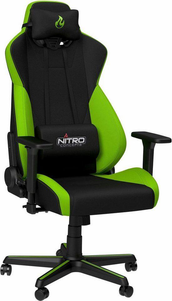 Nitro Concepts S300 Gaming Stuhl Online Kaufen Otto Wippen Stuhle Wolle Kaufen