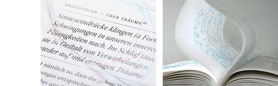 Traumgedanken, um livro sobre sonhos