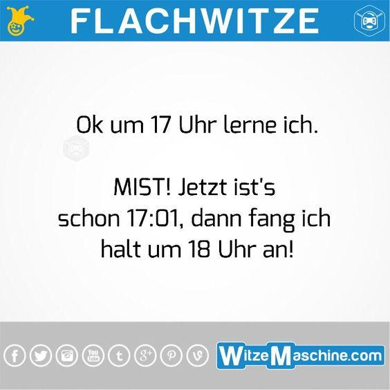 Flachwitze #132