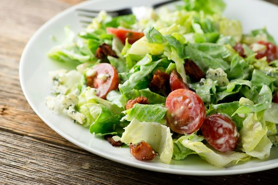 blt salad mayonnaise blue cheese salad recipes sour cream dressing ...