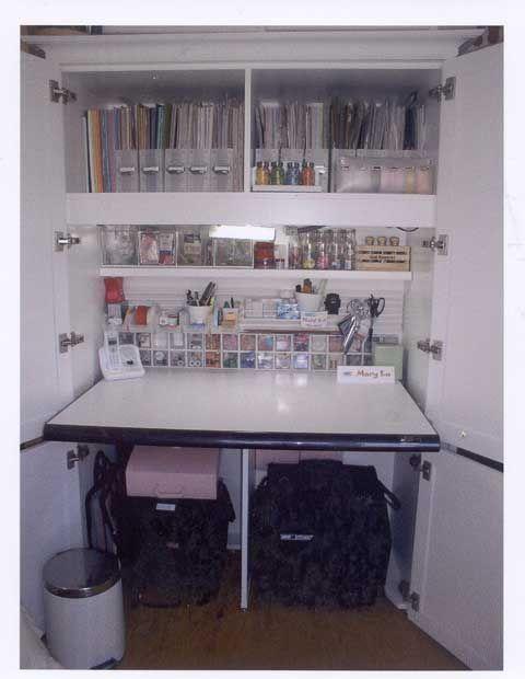 Customer Showcase. Design your own Hobby Hideaway craft storage ...