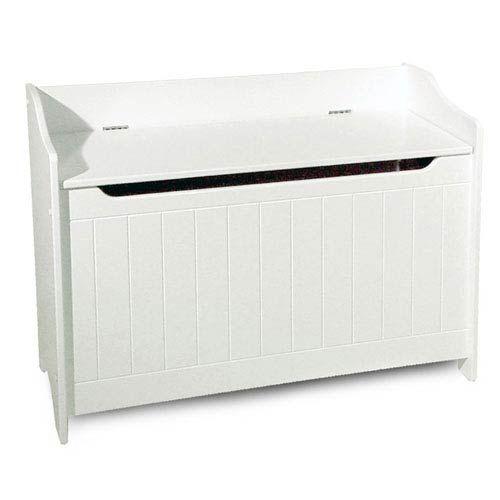 White Catskill Craftsmen Storage Chest//Bench
