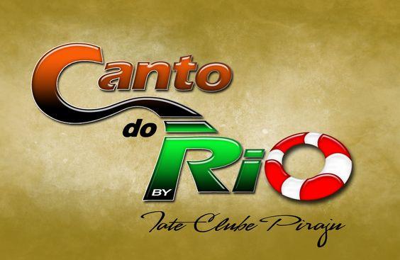 Logomarca CANTO DO RIO