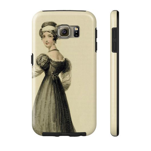 Vintage Fashion Model Phone Case - Betty