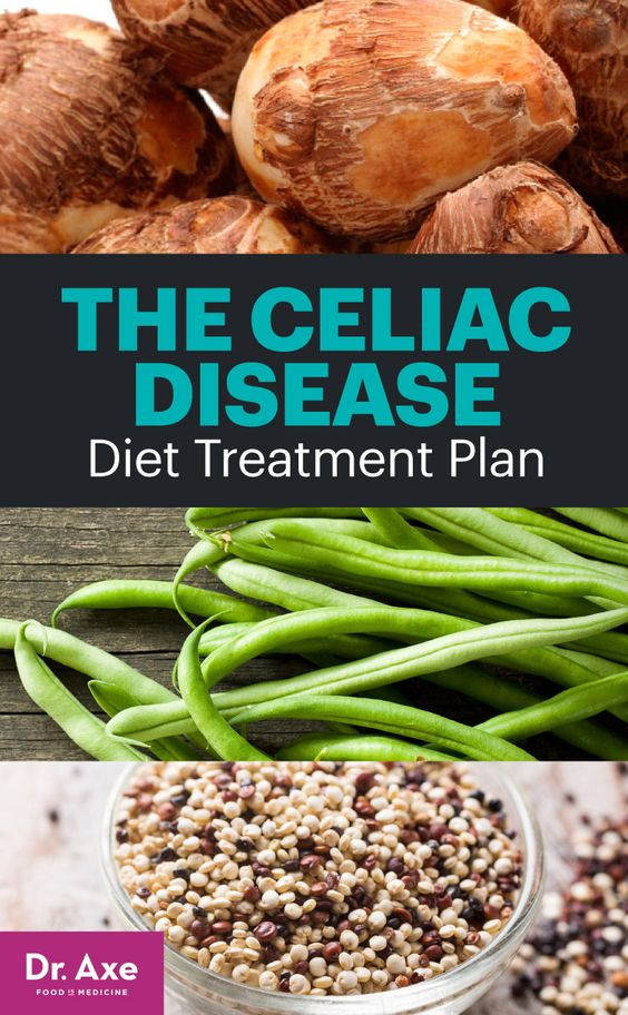 The Foods that Cause & Treat Celiac Disease | Pinterest ...