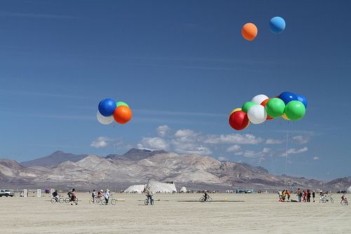 What Burning Man Can Teach Us About Reinventing Society