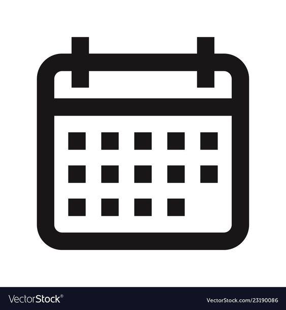 Free Calendar Icon Vector Calendar Icon Free Calendar Calendar