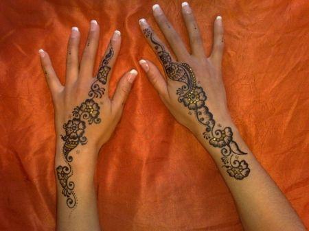 mariage oriental tatouage au henne mariage pinterest oriental et mariage. Black Bedroom Furniture Sets. Home Design Ideas