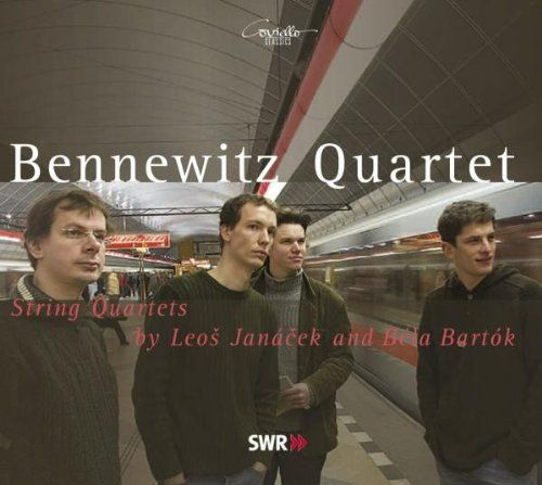 Janacek / Bartok / Benneqitz Quartet - String Quartet 1 After Tolstoy: Kreutzer Sonata