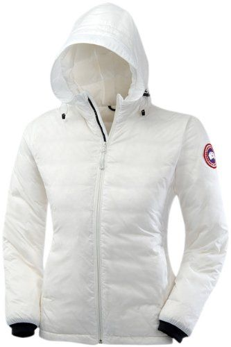 Canada Goose jackets replica 2016 - Canada Goose Ladies Camp Hoody (White, X-Small) Canada Goose http ...