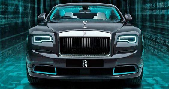 صور سيارة رولز رويس رايث كريبتوس 2020 الجديدة Sports Car Rolls Royce Car